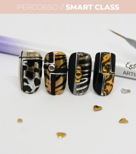 FOIL ART FASHION ANIMALIER
