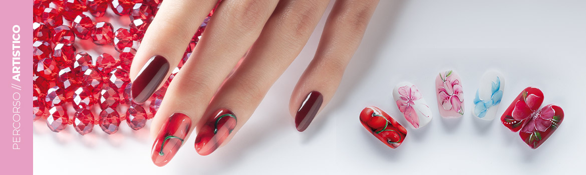 Corso Mix and Match Nail Art